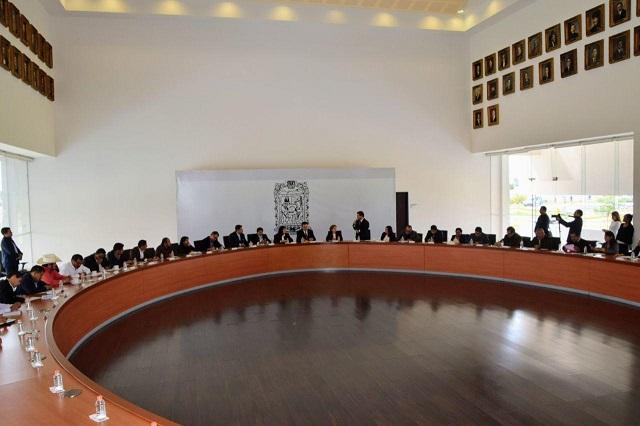 Ediles de Morena piden a Almeida apoyo en seguridad y obra pública