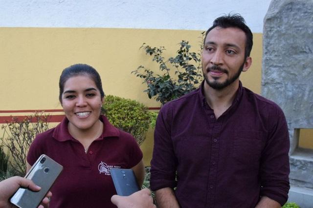 Presentan Temporada Cultural de Primavera en San Pedro Cholula