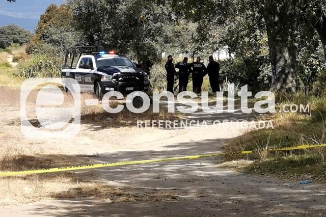 Muere hombre al caer a barranca de Bosques de Manzanilla