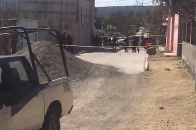 Padre de familia mata al asesino de su hijo, en Tilapa