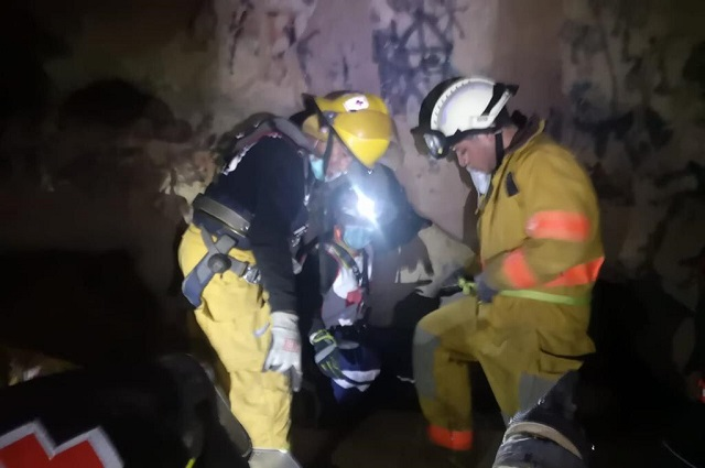 Hallan el cadáver de una mujer en cuevas de La Resurrección