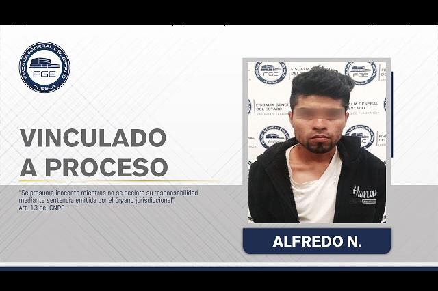 Feminicida de Coronango intentó culpar del crimen a otra persona