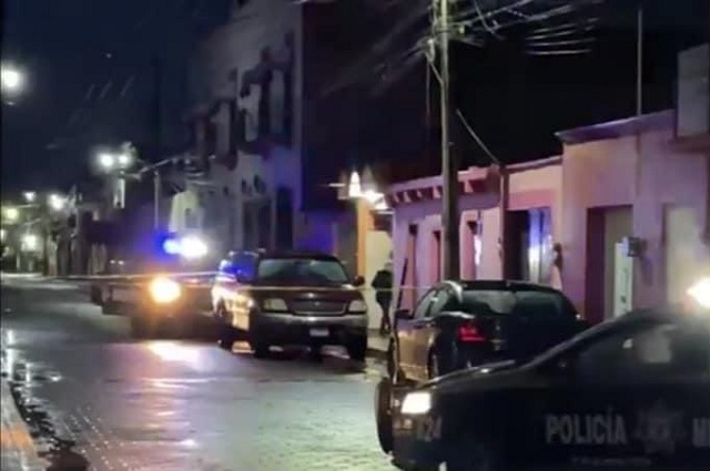 Muere al tratar de evitar robo en San Pedro Cholula