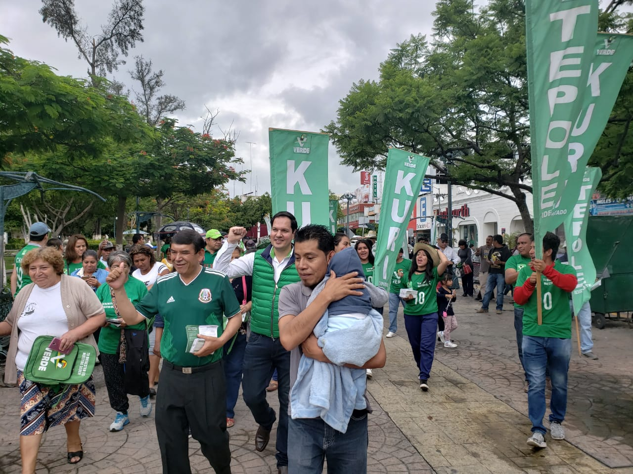 Con maratón por la salud, culmina Tepole campaña en Tehuacán
