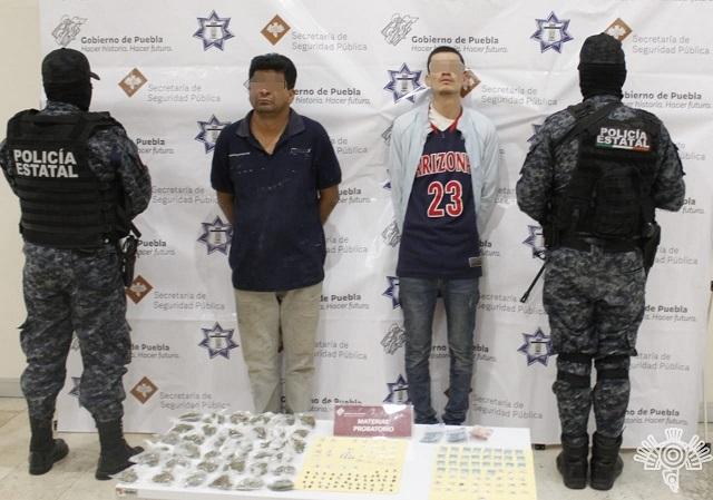Caen dos narcomenudistas de Durango vinculados a Los Sinaloas