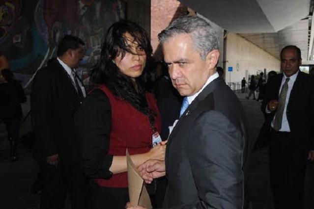 Acepta Mancera que en la CDMX hay trata, pero niega que haya cárteles