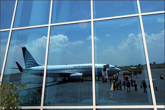 El vuelo Puebla-Panamá aún no logra mover mercancías
