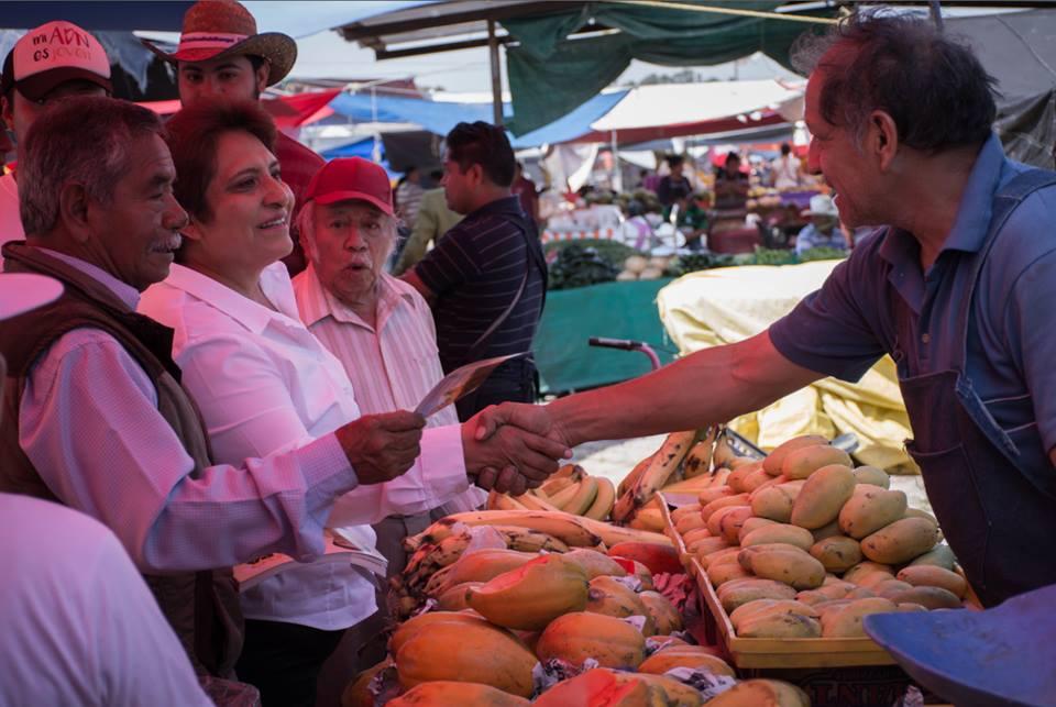 Adultos mayores, reto en San Pedro Cholula: Margarita Tlapa