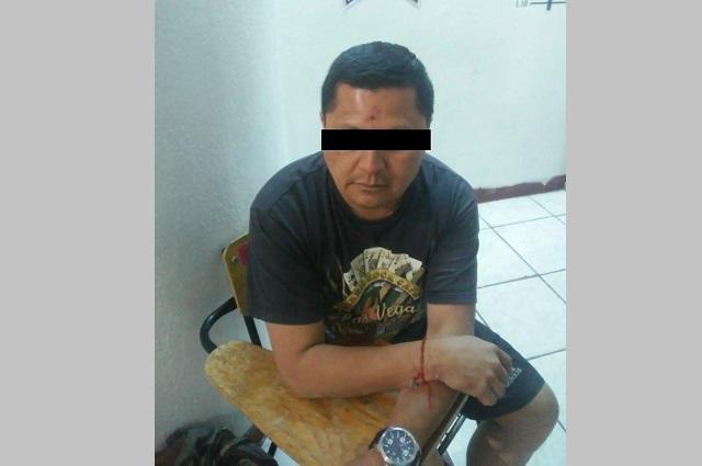 Retienen y golpean a delegado de Gobernación en Texmelucan