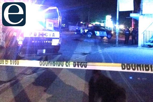 Conductor atropella y mata a hombre en Villa Frontera