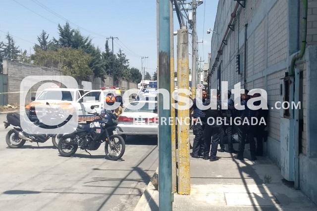 Septuagenario intenta suicidarse con gas LP en su auto