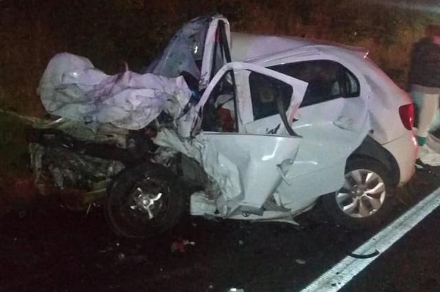 Cinco muertos deja choque en autopista Teziutlán-Virreyes