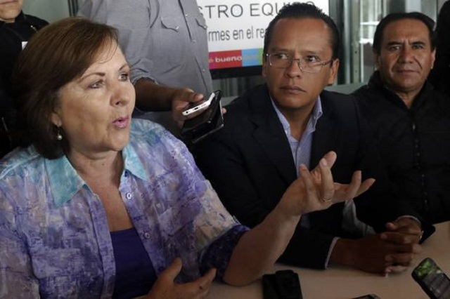 Abogado de Teresa Aranda insistirá en proceso contra miembros de IEE