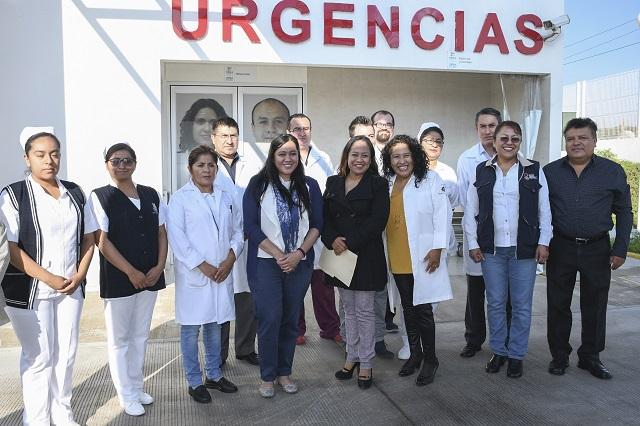 Primera Jornada de vasectomía sin bisturí en Cuautlancingo