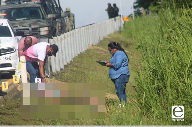 Abandonan 6 cadáveres en frontera Veracruz- Tabasco