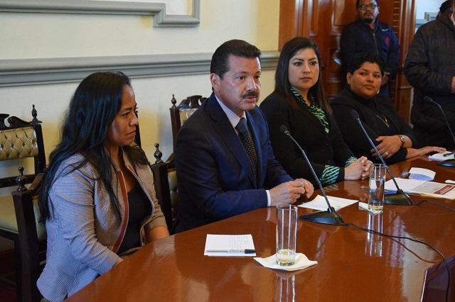Municipios metropolitanos seguirán coordinados con el gobierno estatal