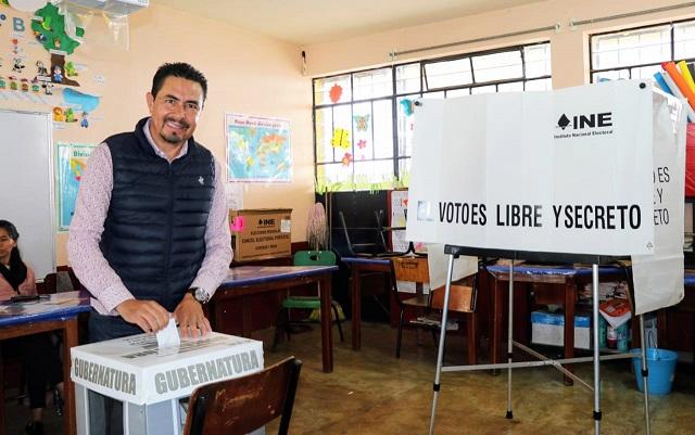 Triunfo de Barbosa garantiza desarrollo para Tlatlauquitepec: Loeza
