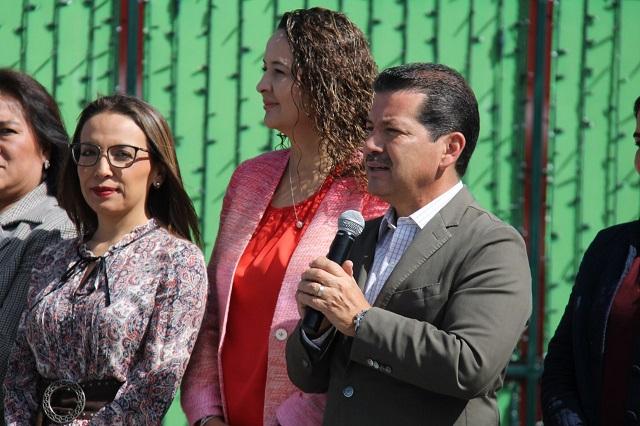Suma gobierno de San Pedro Cholula 40 guardias turísticos
