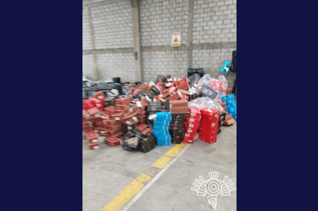 Pese a enfrentamiento, decomisan tenis y discos en La Cuchilla