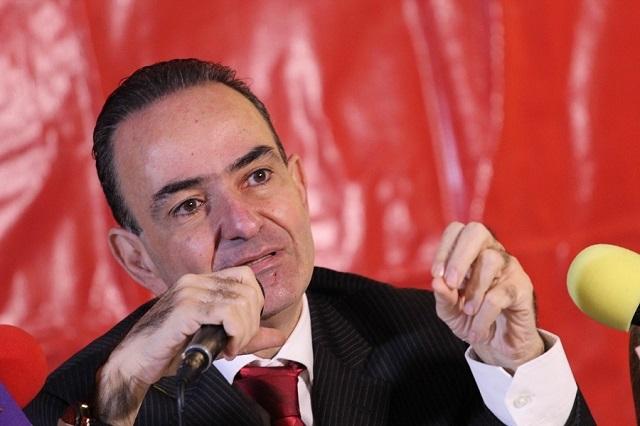 PRI postulará en 2018 a quien garantice el triunfo: Estefan