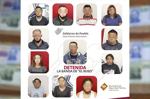 Luego de 10 años, caen por falsificar billetes en Puebla