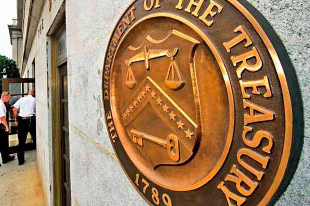 """Van 4 del CJNG a """"lista negra"""" del Departamento del Tesoro de EU"""