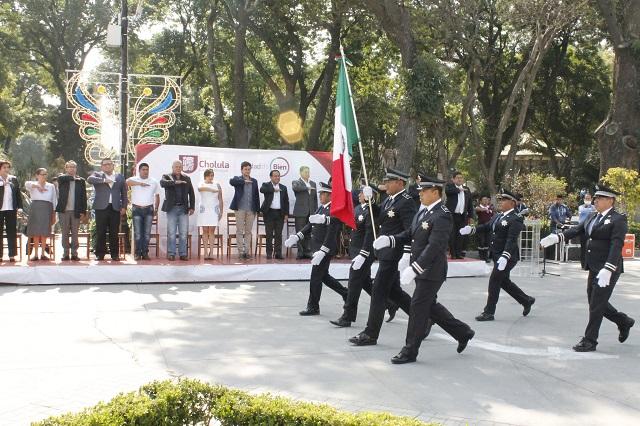Celebran en San Pedro Cholula que mujeres dejen de ser criminalizadas