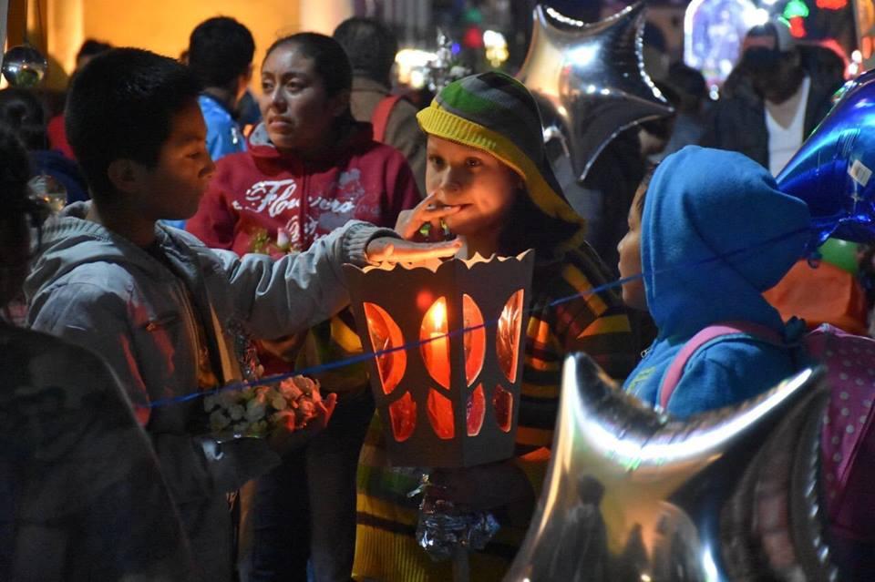 Esta noche los Faroles iluminarán Cholula