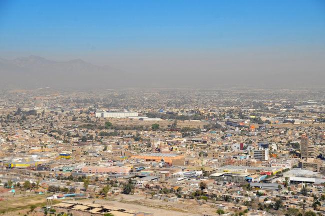 Puebla no cumple con la medición  del aire, revela sistema nacional