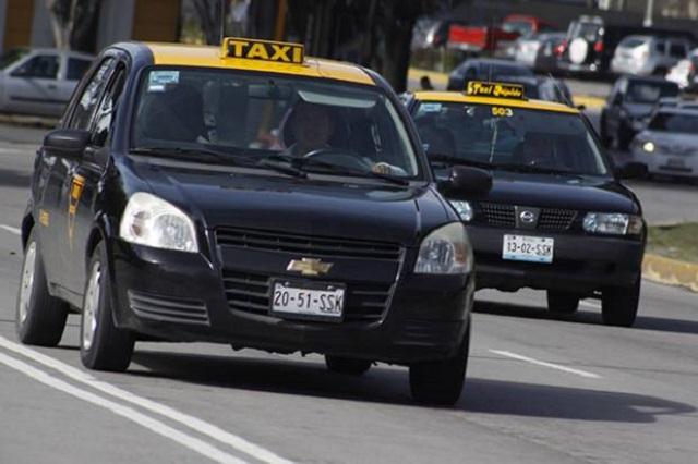 Se robustece mercado de servicio de taxis en línea en la capital poblana