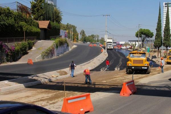 Al 97% van obras en el Parque de Amalucan, reporta Gali