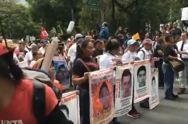 Alemania colaborará con equipo forense en el caso Ayotzinapa