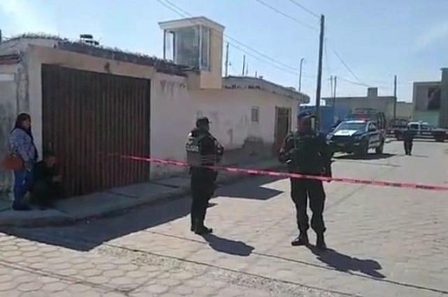 Vio al ex esposo de su pareja y lo mató a puñaladas, en Izúcar
