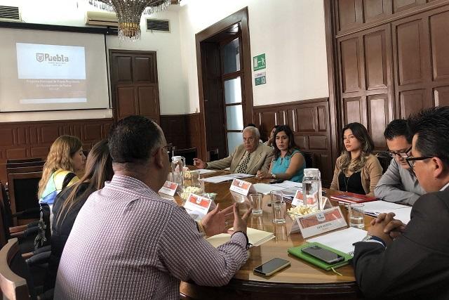 Con nuevas tecnologías facilitarán trámites en la Comuna de Puebla