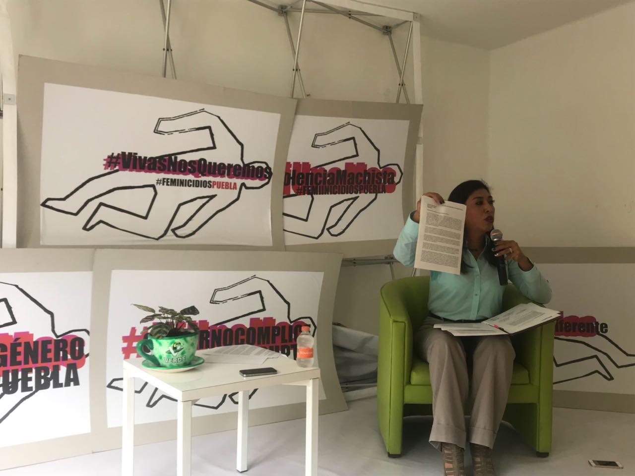 Propone Pimentel crear el Centro Nacional de Atención a Mujeres