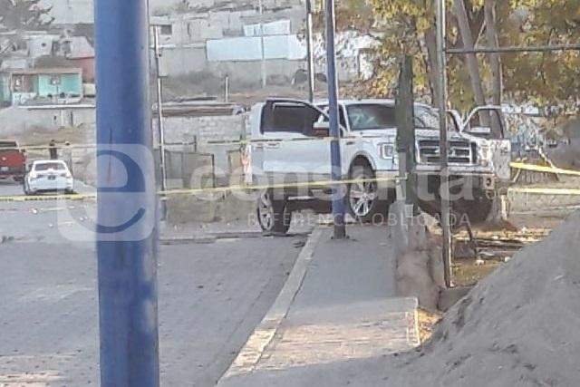 Ejecutan a seis en Amozoc en presunto ajuste de cuentas