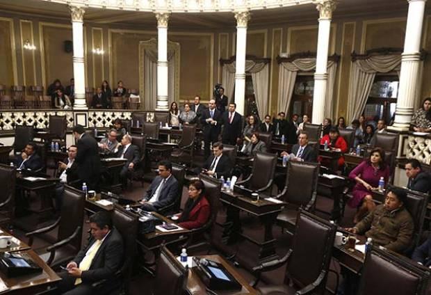 Proponen un solo periodo ordinario de sesiones para diputados locales