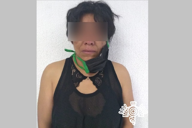 Detienen a supuesta tía de El Croquis con billetes falsos