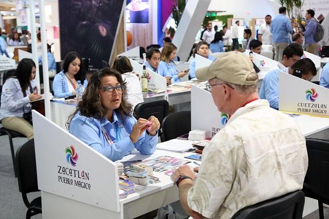 Participa Puebla en el Tianguis Turístico de Mazatlán 2018