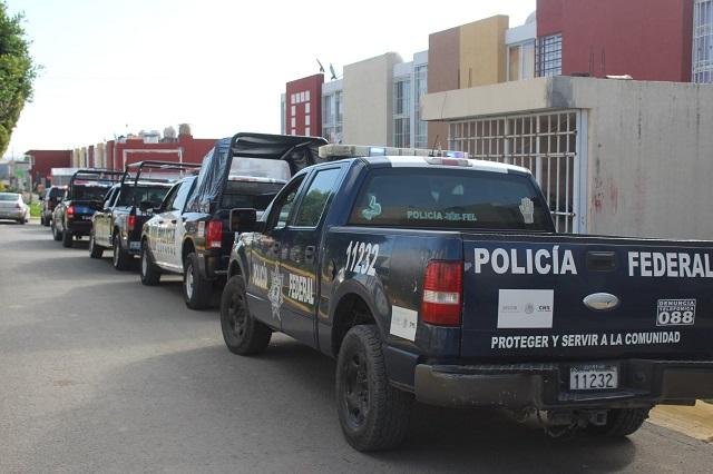 Guardia Nacional y GRUCOPA fortalecen seguridad en Cuautlancingo: Lupita Daniel
