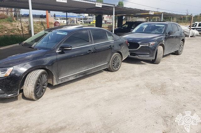 """Con droga y armas caen en Texmelucan 3 de """"Los Sinaloa"""""""