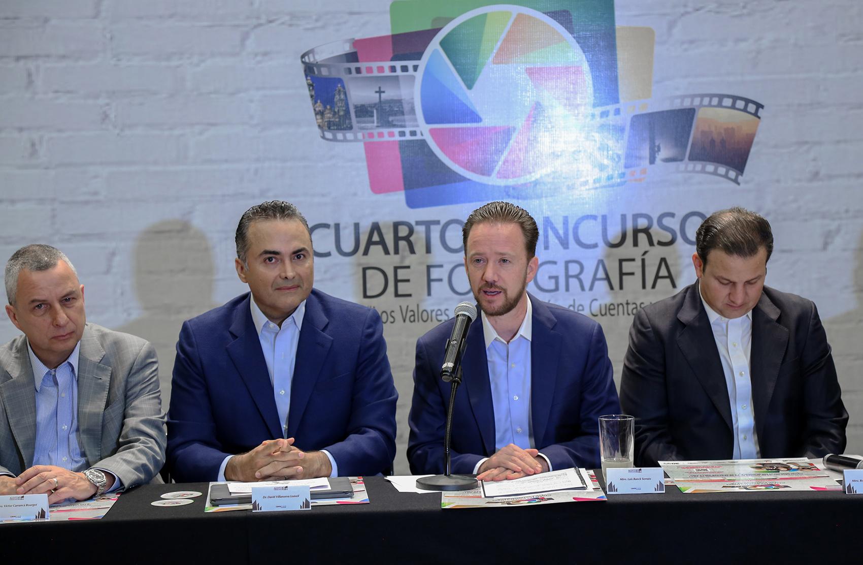Presenta la Auditoría Puebla el IV Concurso de Fotografía