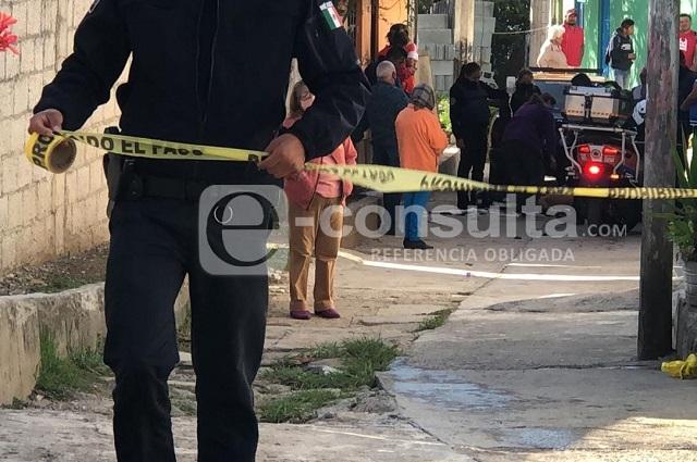 Herido con puñal  se desangra y muere en Xochimehuacán