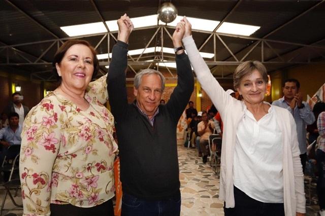 """Propuestas y """"verdades"""" prepara Cárdenas Sánchez para el debate"""