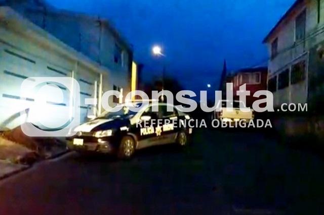 Balean y golpean a familia en asalto en Bello Horizonte