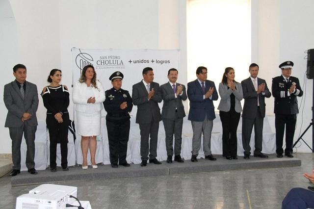 Refuerzan seguridad en San Pedro Cholula para proteger a turistas