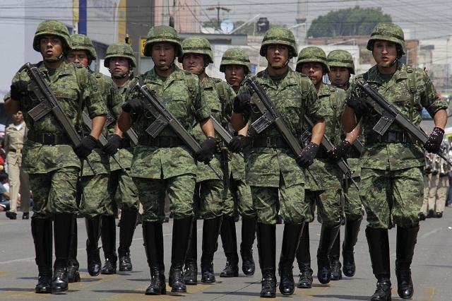 Continuará operativo del Ejército en Palmarito Tochapan