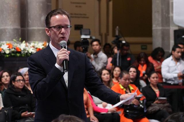 Confirma Banck la creación de la  Secretaría de Movilidad municipal