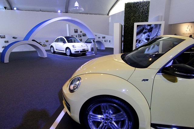 Producción y exportación de VW cayeron durante febrero