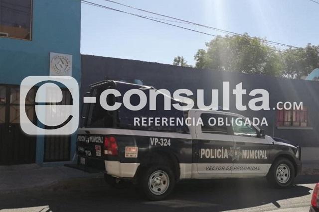 Hombre discapacitado fue hallado muerto en Puebla